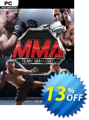 MMA Team Manager PC Coupon discount MMA Team Manager PC Deal. Promotion: MMA Team Manager PC Exclusive Easter Sale offer for iVoicesoft