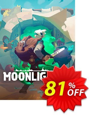 Moonlighter PC 프로모션 코드 Moonlighter PC Deal 프로모션: Moonlighter PC Exclusive Easter Sale offer for iVoicesoft