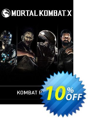 Mortal Kombat X: Kombat Pack 2 PC discount coupon Mortal Kombat X: Kombat Pack 2 PC Deal - Mortal Kombat X: Kombat Pack 2 PC Exclusive Easter Sale offer for iVoicesoft