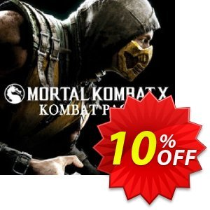 Mortal Kombat X Kombat Pack PC Coupon discount Mortal Kombat X Kombat Pack PC Deal. Promotion: Mortal Kombat X Kombat Pack PC Exclusive Easter Sale offer for iVoicesoft