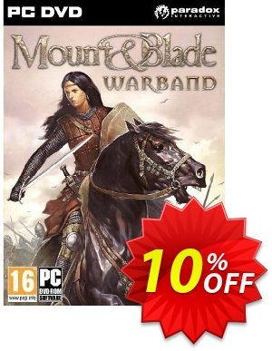 Mount and Blade: Warband (PC) 프로모션 코드 Mount and Blade: Warband (PC) Deal 프로모션: Mount and Blade: Warband (PC) Exclusive Easter Sale offer for iVoicesoft