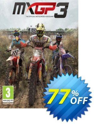 MXGP 3 PC discount coupon MXGP 3 PC Deal - MXGP 3 PC Exclusive Easter Sale offer for iVoicesoft