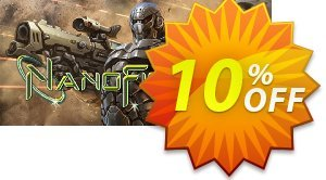 Nanofights PC 優惠券,折扣碼 Nanofights PC Deal,促銷代碼: Nanofights PC Exclusive Easter Sale offer for iVoicesoft