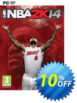 NBA 2K14 PC discount coupon NBA 2K14 PC Deal - NBA 2K14 PC Exclusive Easter Sale offer for iVoicesoft