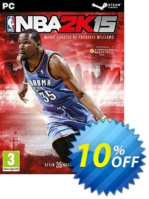 NBA 2K15 PC discount coupon NBA 2K15 PC Deal - NBA 2K15 PC Exclusive Easter Sale offer for iVoicesoft