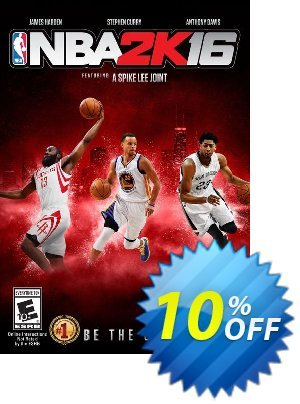 NBA 2K16 PC discount coupon NBA 2K16 PC Deal - NBA 2K16 PC Exclusive Easter Sale offer for iVoicesoft