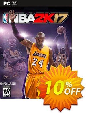 NBA 2K17 PC Global discount coupon NBA 2K17 PC Global Deal - NBA 2K17 PC Global Exclusive Easter Sale offer for iVoicesoft