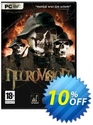 Necrovision (PC) discount coupon Necrovision (PC) Deal - Necrovision (PC) Exclusive Easter Sale offer for iVoicesoft