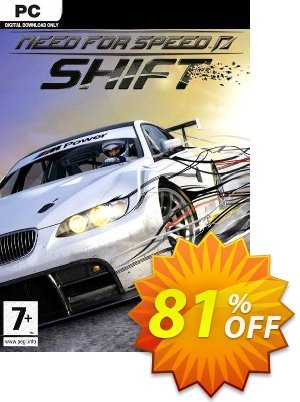 Need for Speed: Shift PC discount coupon Need for Speed: Shift PC Deal - Need for Speed: Shift PC Exclusive Easter Sale offer for iVoicesoft