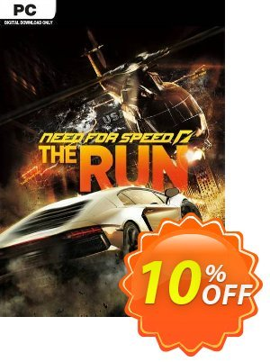 Need for Speed: The Run (PC) discount coupon Need for Speed: The Run (PC) Deal - Need for Speed: The Run (PC) Exclusive Easter Sale offer for iVoicesoft