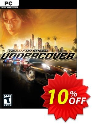 Need for Speed: Undercover PC discount coupon Need for Speed: Undercover PC Deal - Need for Speed: Undercover PC Exclusive Easter Sale offer for iVoicesoft