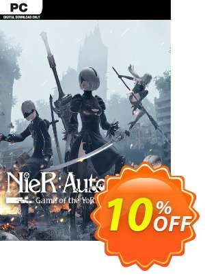 Nier automata Game of the YoRHa Edition PC discount coupon Nier automata Game of the YoRHa Edition PC Deal - Nier automata Game of the YoRHa Edition PC Exclusive Easter Sale offer for iVoicesoft