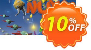 Nux PC 프로모션 코드 Nux PC Deal 프로모션: Nux PC Exclusive Easter Sale offer for iVoicesoft