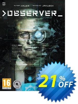 Observer PC 프로모션 코드 Observer PC Deal 프로모션: Observer PC Exclusive Easter Sale offer for iVoicesoft