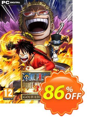One Piece Pirate Warriors 3 Gold Edition PC 프로모션 코드 One Piece Pirate Warriors 3 Gold Edition PC Deal 프로모션: One Piece Pirate Warriors 3 Gold Edition PC Exclusive Easter Sale offer for iVoicesoft