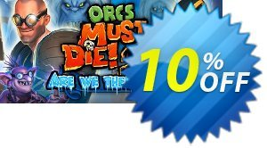 Orcs Must Die! 2 Are We There Yeti? PC discount coupon Orcs Must Die! 2 Are We There Yeti? PC Deal - Orcs Must Die! 2 Are We There Yeti? PC Exclusive Easter Sale offer for iVoicesoft