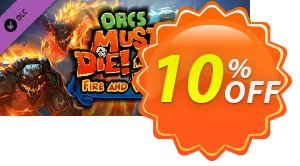 Orcs Must Die! 2 Fire and Water Booster Pack PC 프로모션 코드 Orcs Must Die! 2 Fire and Water Booster Pack PC Deal 프로모션: Orcs Must Die! 2 Fire and Water Booster Pack PC Exclusive Easter Sale offer for iVoicesoft