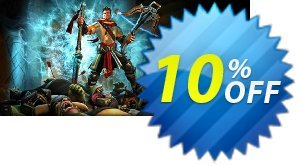 Orcs Must Die! PC discount coupon Orcs Must Die! PC Deal - Orcs Must Die! PC Exclusive Easter Sale offer for iVoicesoft