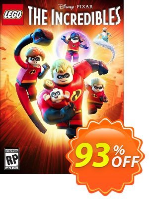 Lego The Incredibles PC 프로모션 코드 Lego The Incredibles PC Deal 프로모션: Lego The Incredibles PC Exclusive offer for iVoicesoft