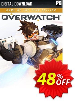 Overwatch - Game Of The Year Edition PC discount coupon Overwatch - Game Of The Year Edition PC Deal - Overwatch - Game Of The Year Edition PC Exclusive Easter Sale offer for iVoicesoft