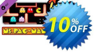 PACMAN MUSEUM Ms. PACMAN DLC PC Coupon, discount PACMAN MUSEUM Ms. PACMAN DLC PC Deal. Promotion: PACMAN MUSEUM Ms. PACMAN DLC PC Exclusive Easter Sale offer for iVoicesoft