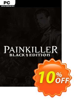 Painkiller Black Edition PC 프로모션 코드 Painkiller Black Edition PC Deal 프로모션: Painkiller Black Edition PC Exclusive Easter Sale offer for iVoicesoft