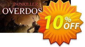 Painkiller Overdose PC 프로모션 코드 Painkiller Overdose PC Deal 프로모션: Painkiller Overdose PC Exclusive Easter Sale offer for iVoicesoft