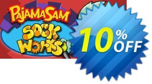 Pajama Sam's Sock Works PC discount coupon Pajama Sam's Sock Works PC Deal - Pajama Sam's Sock Works PC Exclusive Easter Sale offer for iVoicesoft