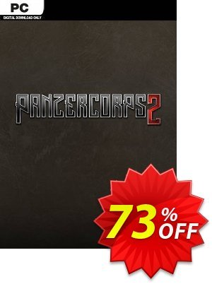 Panzer Corps 2 PC 프로모션 코드 Panzer Corps 2 PC Deal 프로모션: Panzer Corps 2 PC Exclusive Easter Sale offer for iVoicesoft
