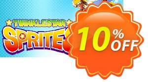 TWINKLE STAR SPRITES PC 프로모션 코드 TWINKLE STAR SPRITES PC Deal 프로모션: TWINKLE STAR SPRITES PC Exclusive Easter Sale offer for iVoicesoft