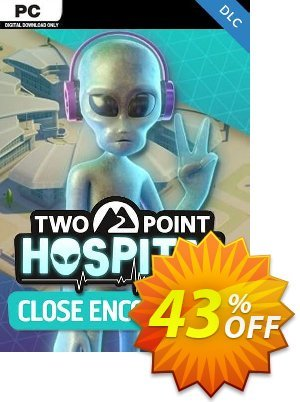 Two Point Hospital - Close Encounters PC (ROW) discount coupon Two Point Hospital - Close Encounters PC (ROW) Deal - Two Point Hospital - Close Encounters PC (ROW) Exclusive Easter Sale offer for iVoicesoft
