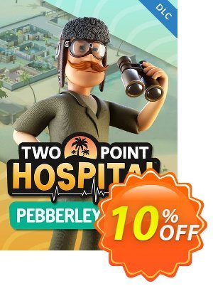 Two Point Hospital PC Pebberley Island DLC discount coupon Two Point Hospital PC Pebberley Island DLC Deal - Two Point Hospital PC Pebberley Island DLC Exclusive Easter Sale offer for iVoicesoft