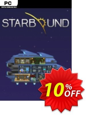 Starbound PC 프로모션 코드 Starbound PC Deal 프로모션: Starbound PC Exclusive Easter Sale offer for iVoicesoft