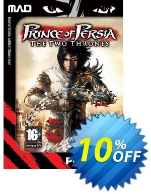 Prince of Persia: The Two Thrones (PC) 프로모션 코드 Prince of Persia: The Two Thrones (PC) Deal 프로모션: Prince of Persia: The Two Thrones (PC) Exclusive Easter Sale offer for iVoicesoft