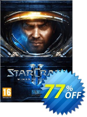 Starcraft II 2: Wings of Liberty (PC/Mac) discount coupon Starcraft II 2: Wings of Liberty (PC/Mac) Deal - Starcraft II 2: Wings of Liberty (PC/Mac) Exclusive Easter Sale offer for iVoicesoft