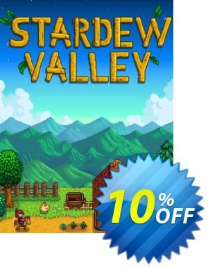 Stardew Valley PC 프로모션 코드 Stardew Valley PC Deal 프로모션: Stardew Valley PC Exclusive Easter Sale offer for iVoicesoft