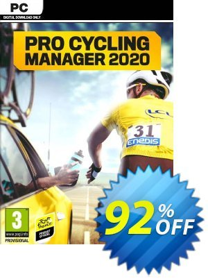 Pro Cycling Manager 2020 PC Coupon, discount Pro Cycling Manager 2021 PC Deal. Promotion: Pro Cycling Manager 2021 PC Exclusive Easter Sale offer for iVoicesoft