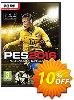Pro Evolution Soccer (PES) 2016 PC discount coupon Pro Evolution Soccer (PES) 2016 PC Deal - Pro Evolution Soccer (PES) 2016 PC Exclusive Easter Sale offer for iVoicesoft