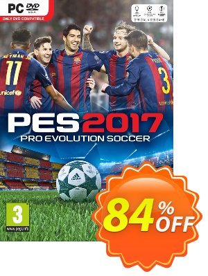 Pro Evolution Soccer (PES) 2017 PC discount coupon Pro Evolution Soccer (PES) 2017 PC Deal - Pro Evolution Soccer (PES) 2017 PC Exclusive Easter Sale offer for iVoicesoft