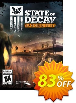 State of Decay Year One Survival Edition PC discount coupon State of Decay Year One Survival Edition PC Deal - State of Decay Year One Survival Edition PC Exclusive Easter Sale offer for iVoicesoft