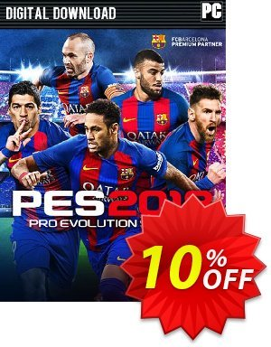 Pro Evolution Soccer (PES) 2018 - Standard Edition PC discount coupon Pro Evolution Soccer (PES) 2018 - Standard Edition PC Deal - Pro Evolution Soccer (PES) 2018 - Standard Edition PC Exclusive Easter Sale offer for iVoicesoft