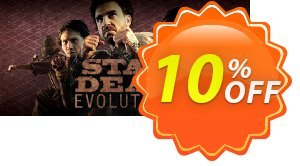 Stay Dead Evolution PC 優惠券,折扣碼 Stay Dead Evolution PC Deal,促銷代碼: Stay Dead Evolution PC Exclusive Easter Sale offer for iVoicesoft