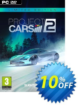 Project Cars 2 Limited Edition PC discount coupon Project Cars 2 Limited Edition PC Deal - Project Cars 2 Limited Edition PC Exclusive Easter Sale offer for iVoicesoft