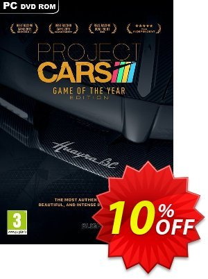 Project Cars - Game of the Year Edition PC discount coupon Project Cars - Game of the Year Edition PC Deal - Project Cars - Game of the Year Edition PC Exclusive Easter Sale offer for iVoicesoft