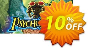 Psychonauts PC 프로모션 코드 Psychonauts PC Deal 프로모션: Psychonauts PC Exclusive Easter Sale offer for iVoicesoft