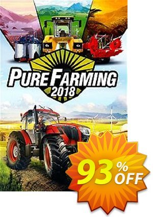 Pure Farming 2018 PC + DLC discount coupon Pure Farming 2018 PC + DLC Deal - Pure Farming 2018 PC + DLC Exclusive Easter Sale offer for iVoicesoft