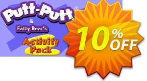 PuttPutt and Fatty Bear's Activity Pack PC 프로모션 코드 PuttPutt and Fatty Bear's Activity Pack PC Deal 프로모션: PuttPutt and Fatty Bear's Activity Pack PC Exclusive Easter Sale offer for iVoicesoft