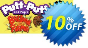 PuttPutt and Pep's BalloonoRama PC discount coupon PuttPutt and Pep's BalloonoRama PC Deal - PuttPutt and Pep's BalloonoRama PC Exclusive Easter Sale offer for iVoicesoft