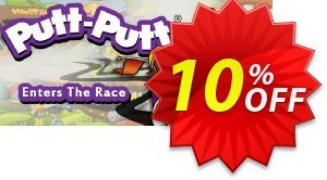 PuttPutt Enters the Race PC discount coupon PuttPutt Enters the Race PC Deal - PuttPutt Enters the Race PC Exclusive Easter Sale offer for iVoicesoft