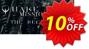 QUAKE II Mission Pack The Reckoning PC discount coupon QUAKE II Mission Pack The Reckoning PC Deal - QUAKE II Mission Pack The Reckoning PC Exclusive Easter Sale offer for iVoicesoft